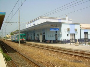 Stazione Ferroviaria di Melito di Porto Salvo
